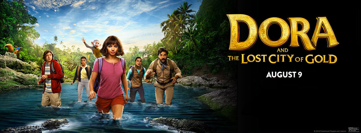 Slider Image for Dora and the Lost City of Gold