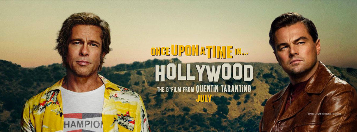 Slider Image for Once Upon a Time In Hollywood