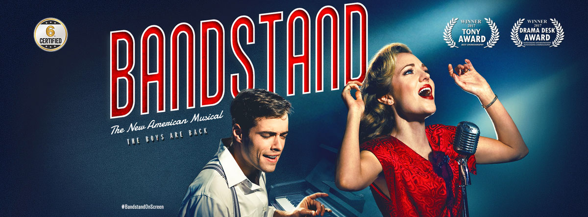 Slider Image for BANDSTAND: The Broadway Musical ENCORE