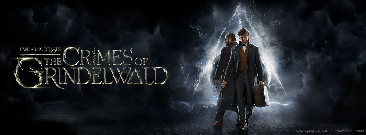 Slider Image for Fantastic Beasts: The Crimes of Grindelwald 3D