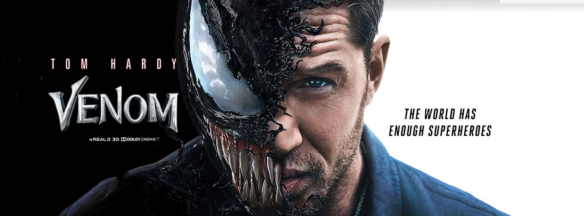 Slider Image for Venom 3D