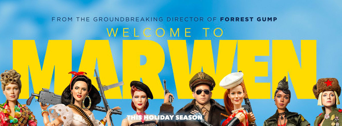 Slider Image for Welcome to Marwen