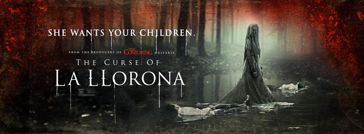 Slider Image for The Curse of La Llorona