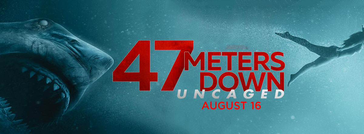 Slider Image for 47 Meters Down: Uncaged