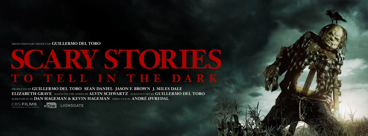 Slider Image for Scary Stories to Tell In The Dark