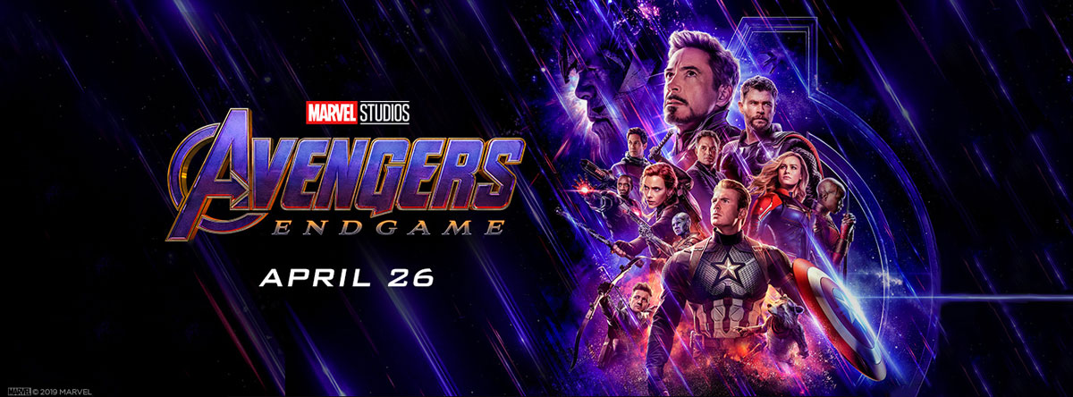 Slider Image for Avengers: Endgame
