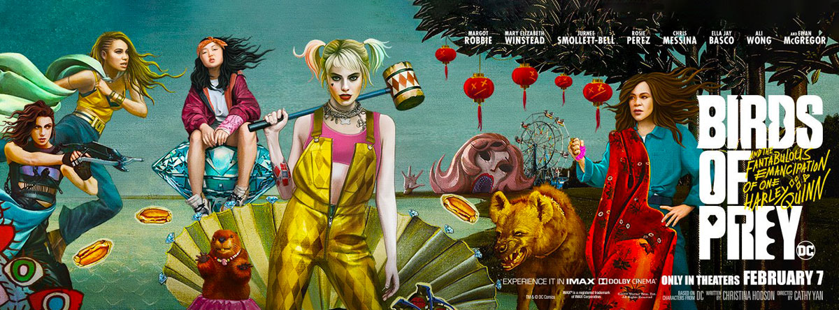 Slider Image for Birds of Prey (And the Fantabulous Emancipation of One Harley Quinn)