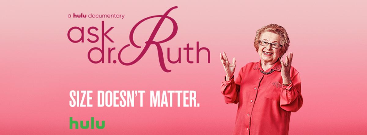 Slider Image for Ask Dr. Ruth