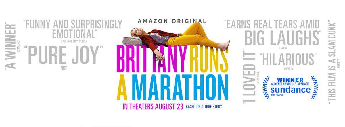 Slider Image for Brittany Runs A Marathon