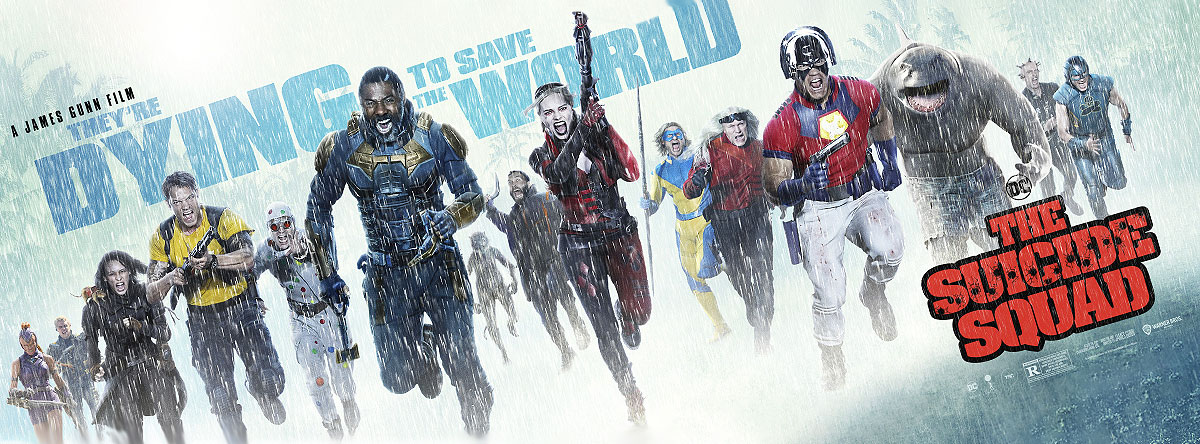 Slider Image for The Suicide Squad