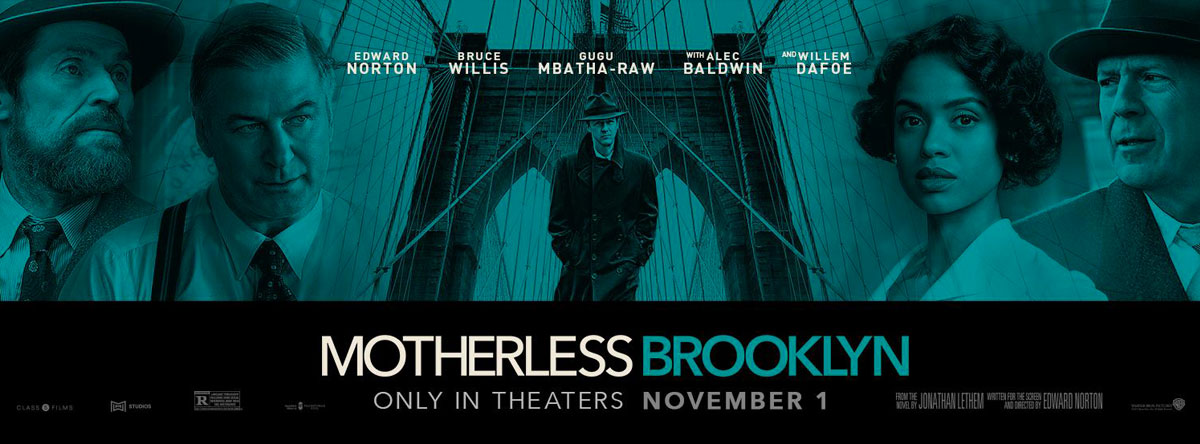 Slider Image for Motherless Brooklyn