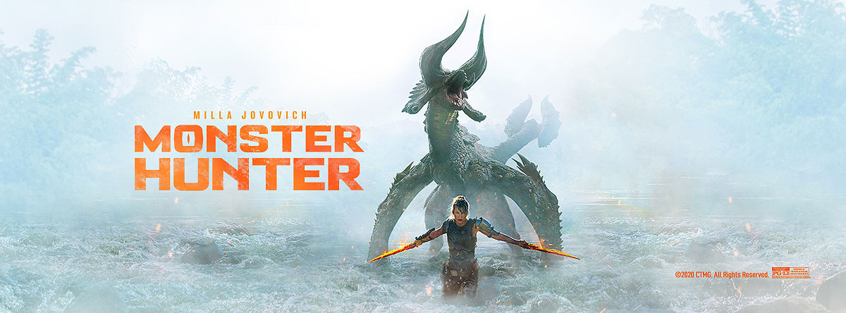 Slider Image for Monster Hunter