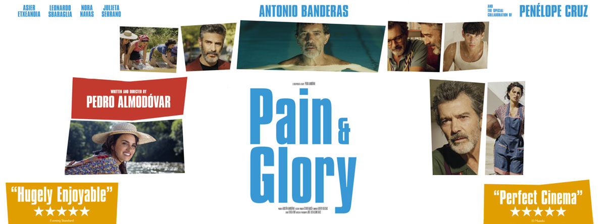 Slider Image for Pain and Glory