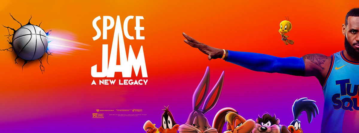 Slider Image for Space Jam: A New Legacy