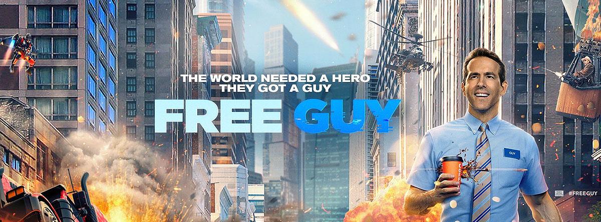 Slider Image for Free Guy