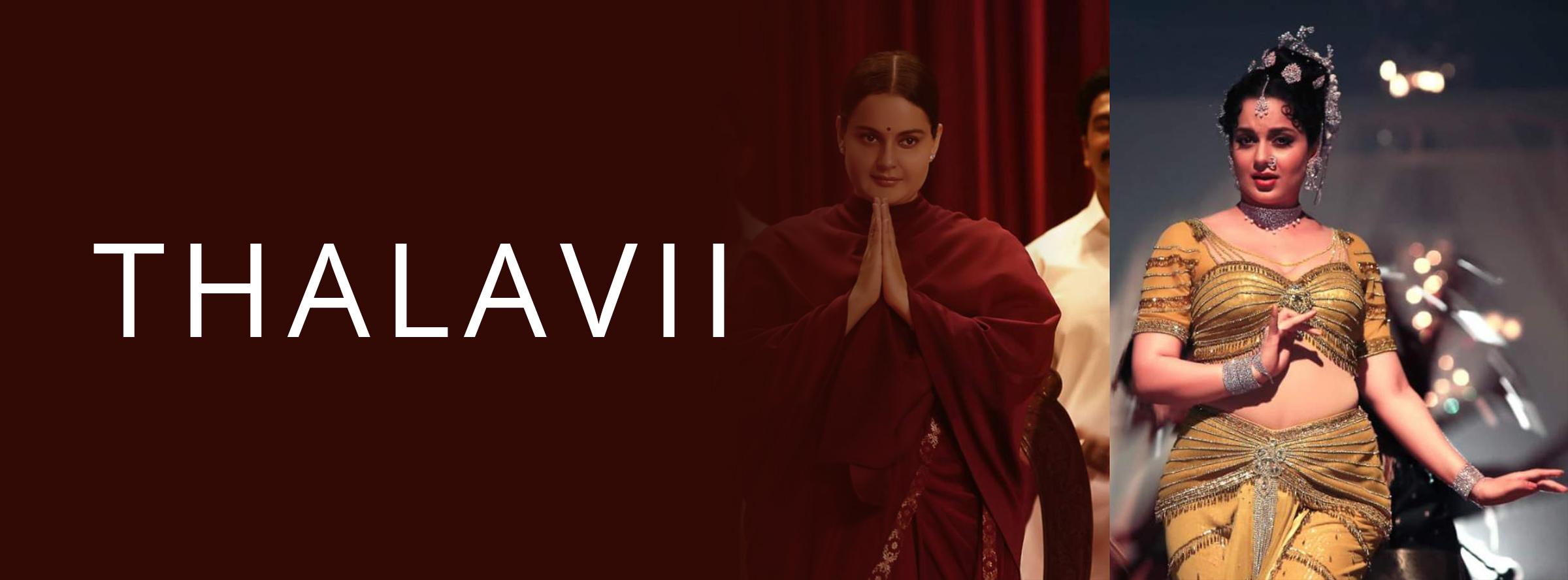 Slider Image for Thalaivii (Hindi)