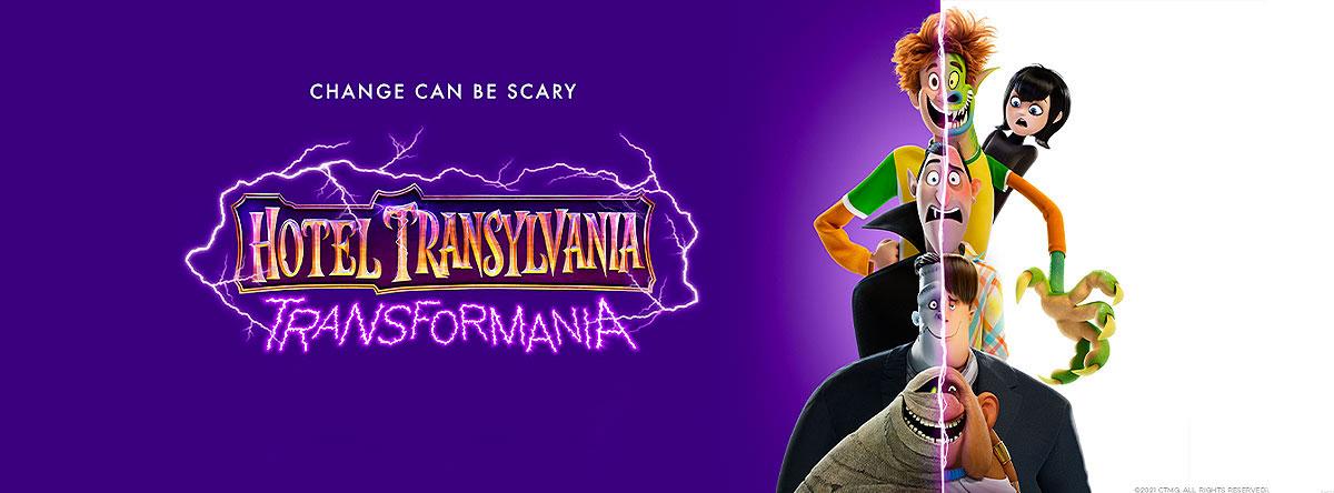 Slider Image for Hotel Transylvania: Transformania
