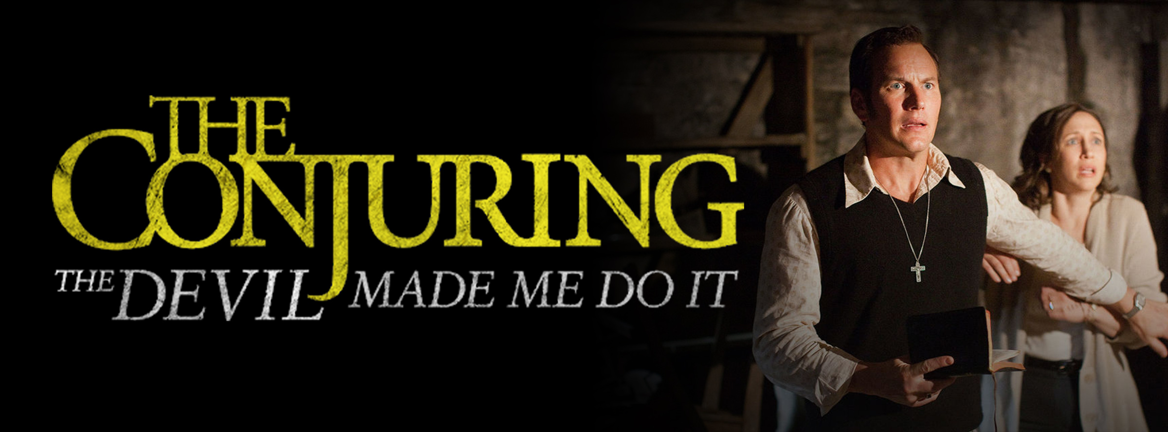 Slider Image for The Conjuring: The Devil Made Me Do It
