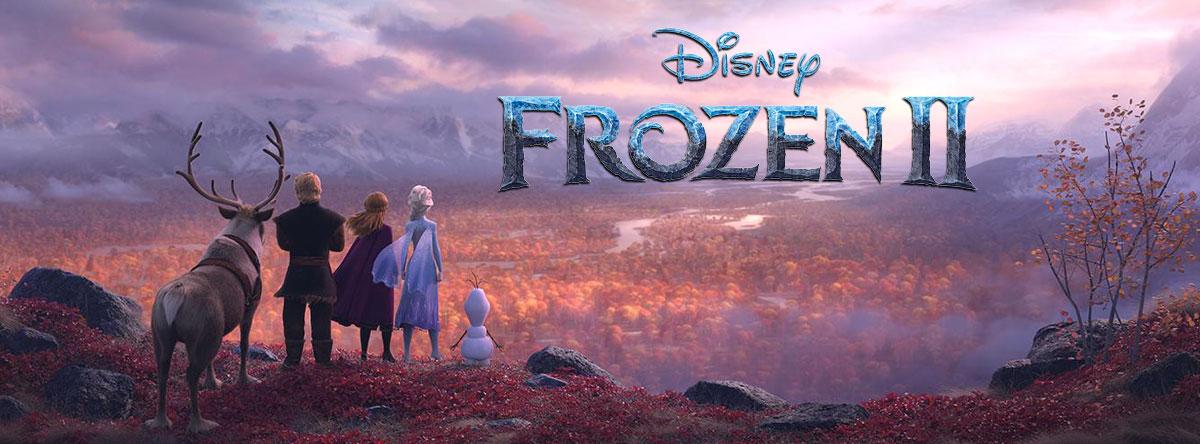 Slider Image for Frozen II in RealD 3D