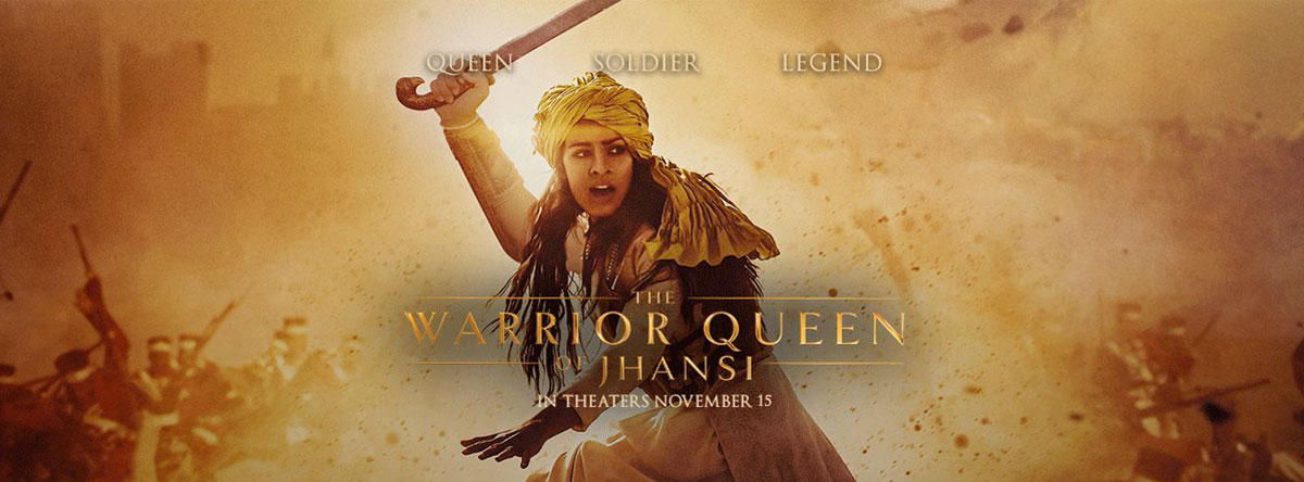 Slider Image for Warrior Queen of Jhansi, The