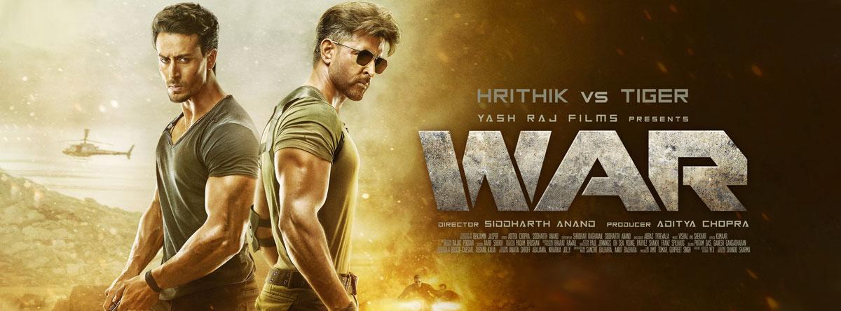 Slider Image for War (Hindi)