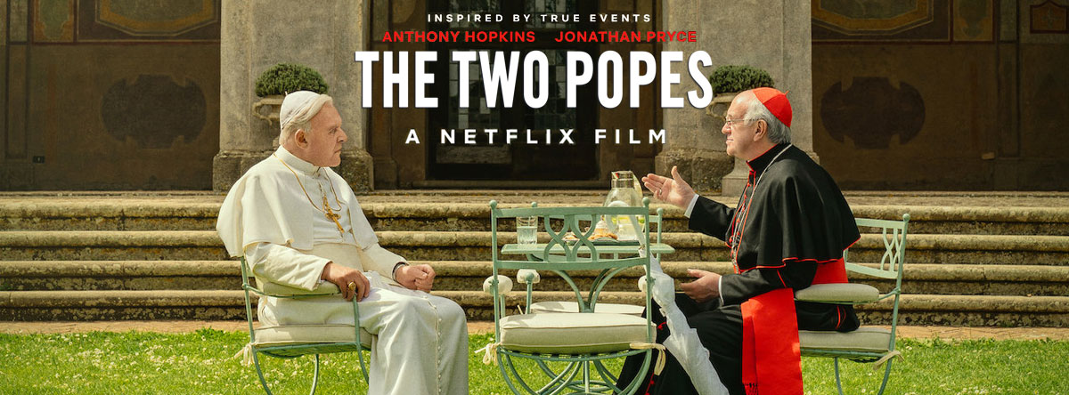Slider Image for The Two Popes
