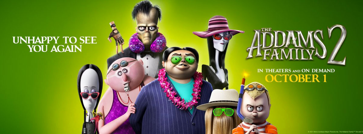 Slider Image for Addams Family 2, The