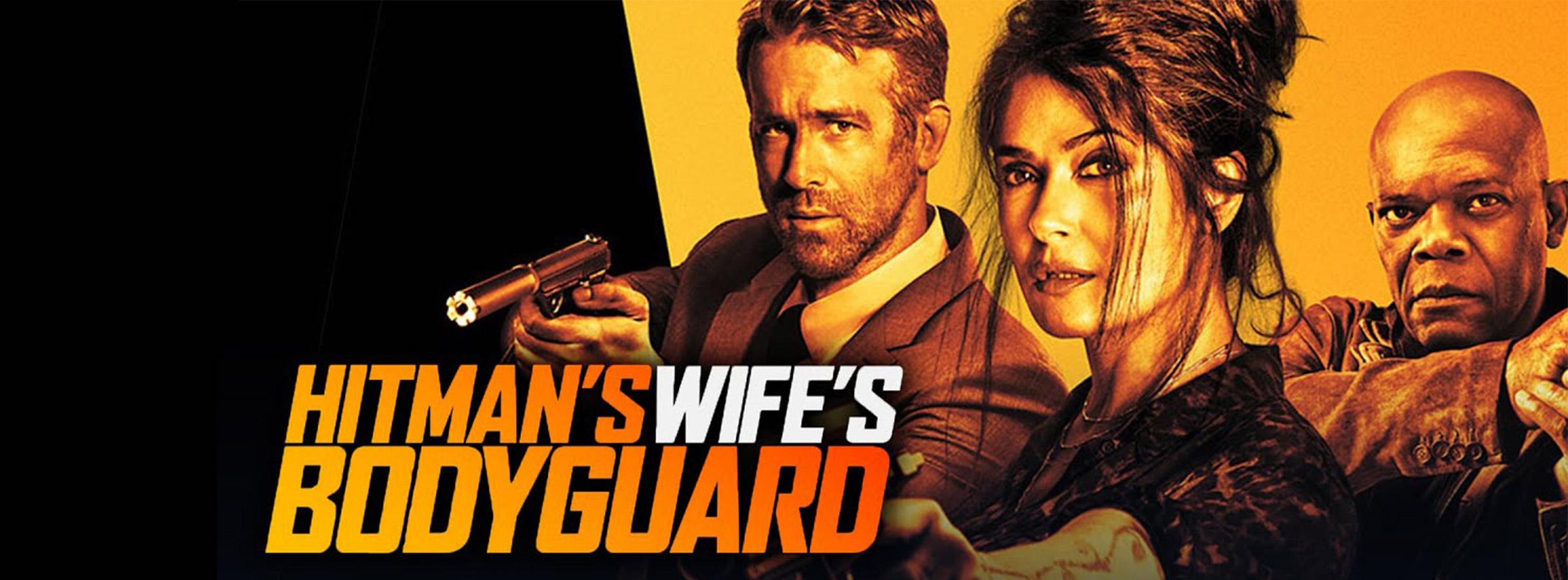 Slider Image for The Hitman's Wife's Bodyguard