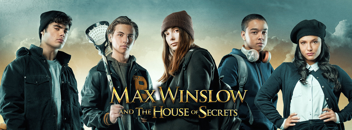 Slider Image for Max Winslow and the House of Secrets