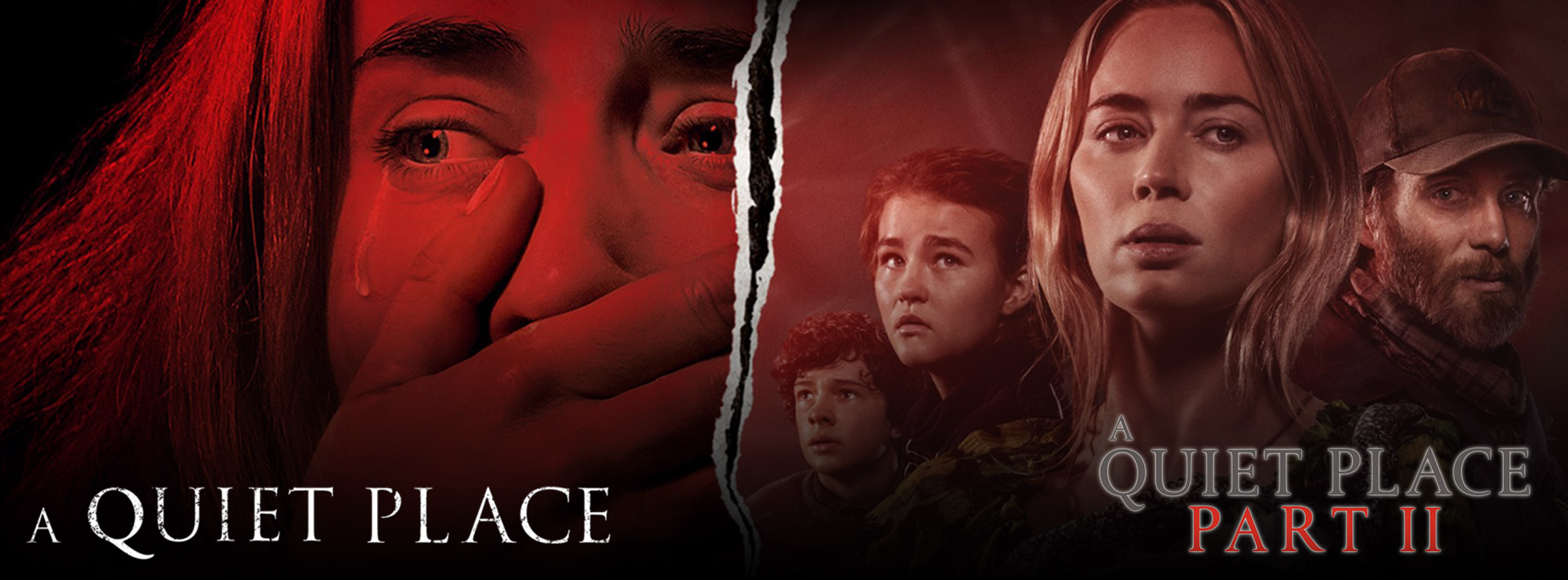 Slider Image for A Quiet Place Double Feature