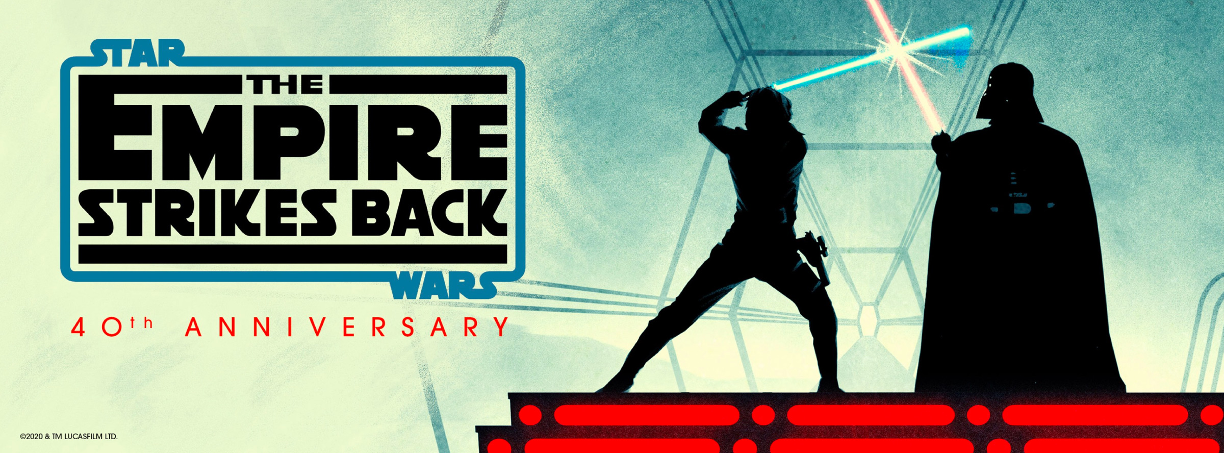 Slider Image for Star Wars: Episode V - The Empire Strikes Back 40th Anniversary