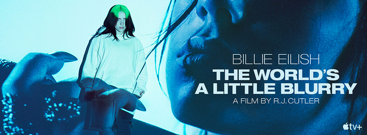 Slider Image for Billie Eilish: The World's A Little Blurry