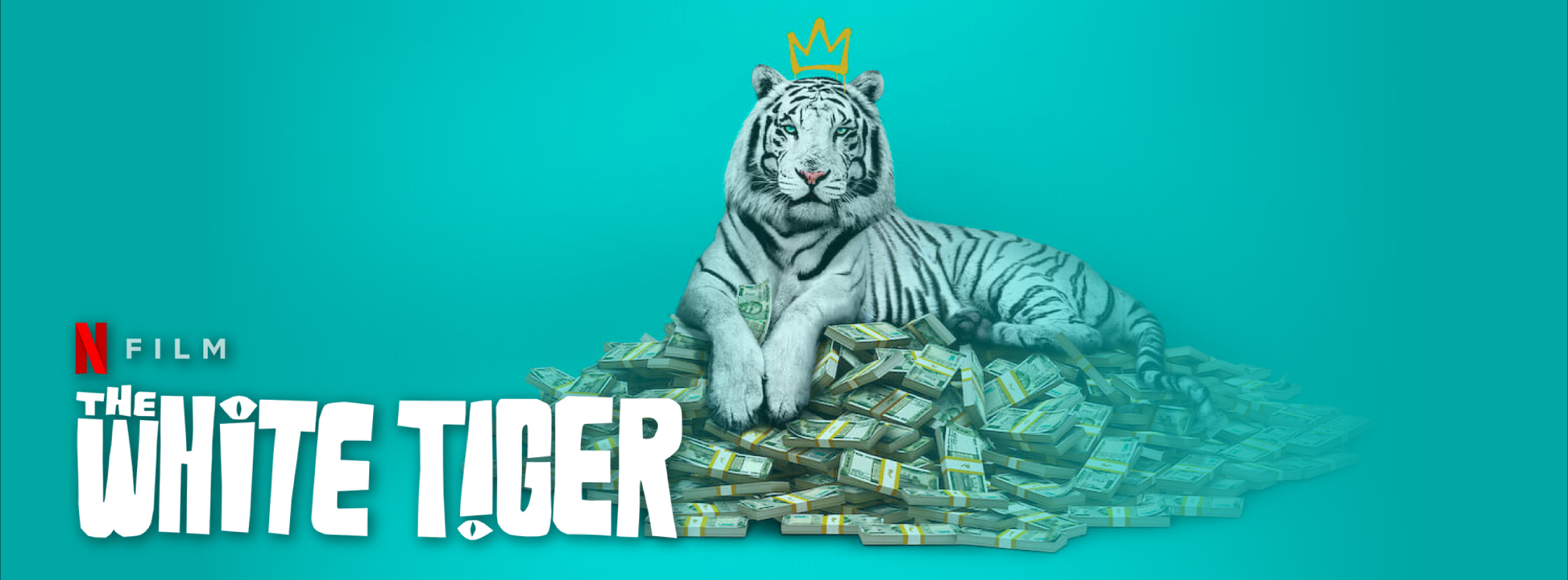 Slider Image for The White Tiger (Hindi)