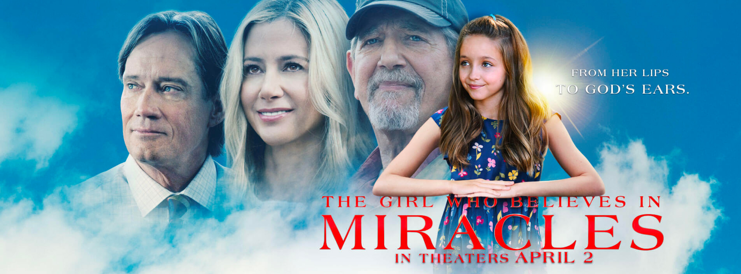 Slider Image for The Girl Who Believes In Miracles