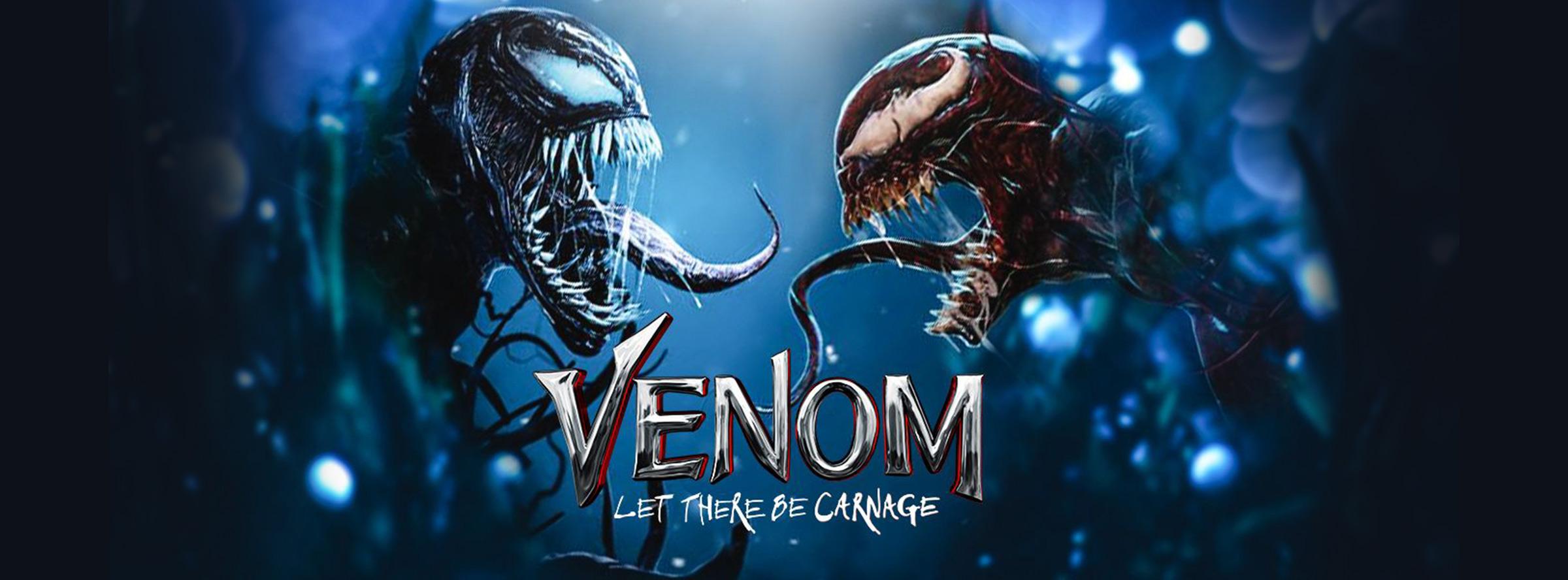 Slider Image for Venom: Let There Be Carnage 3D