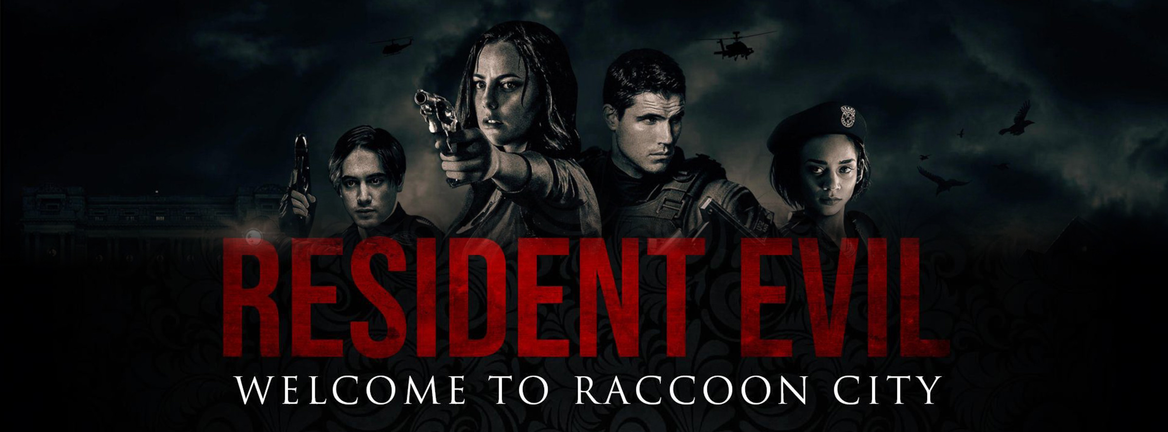 Slider Image for Resident Evil: Welcome to Raccoon City