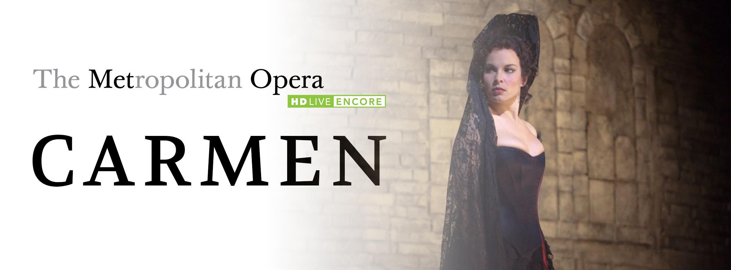 Slider Image for Met Summer Encore: Carmen