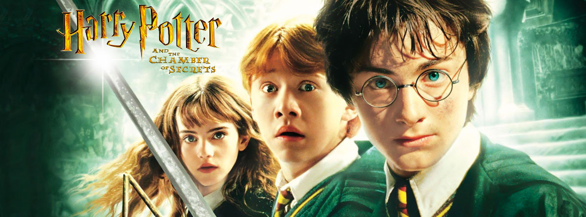Slider Image for Harry Potter and the Chamber of Secrets