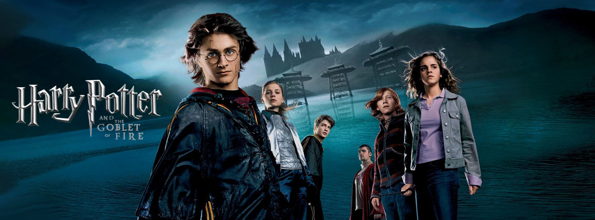Slider Image for Harry Potter and the Goblet of Fire