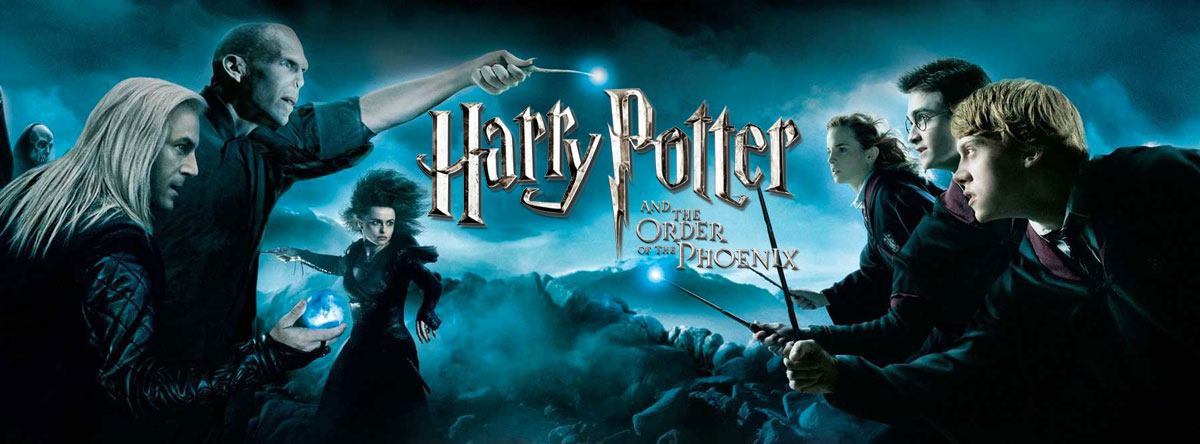 Slider Image for Harry Potter and the Order of the Phoenix