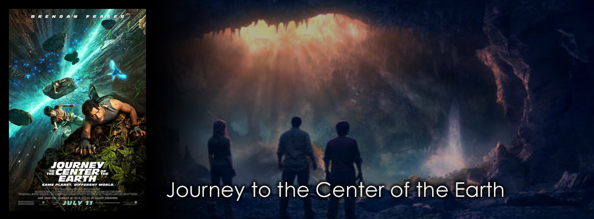 Slider Image for Journey to the Center of the Earth