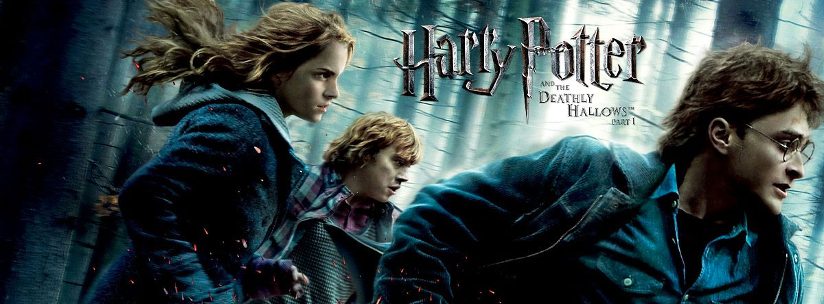 Slider Image for Harry Potter and the Deathly Hallows - Part 1