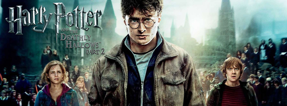 Slider Image for Harry Potter and the Deathly Hallows - Part 2