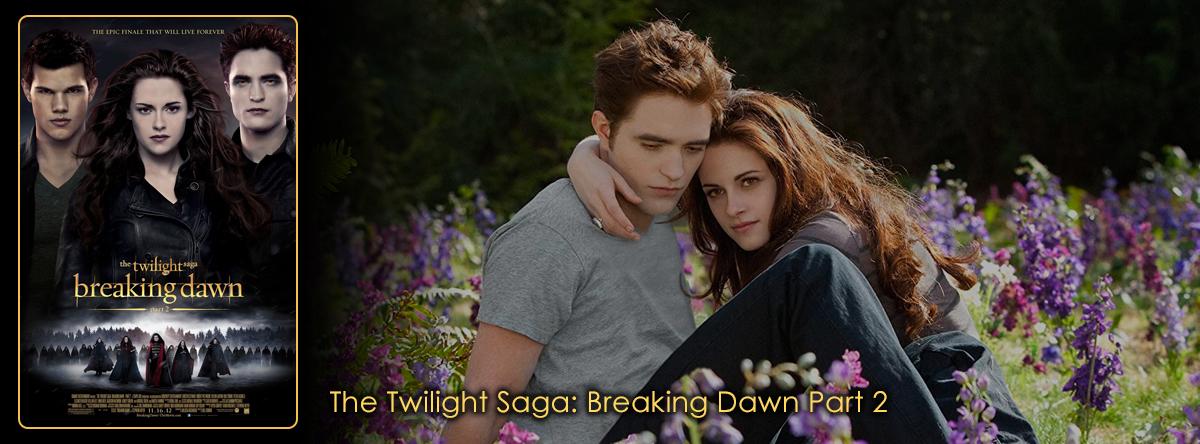 Slider Image for Twilight Saga: Breaking Dawn - Part 2, The