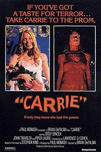 Poster for Carrie (1976)