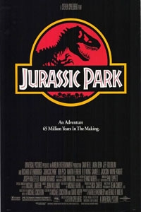 Poster of Jurassic Park * SPECIAL $5 FEATURE *