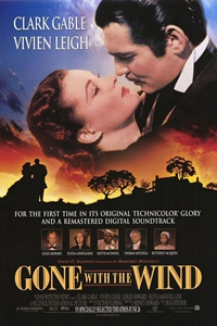 Gone With the Wind (1939) Poster