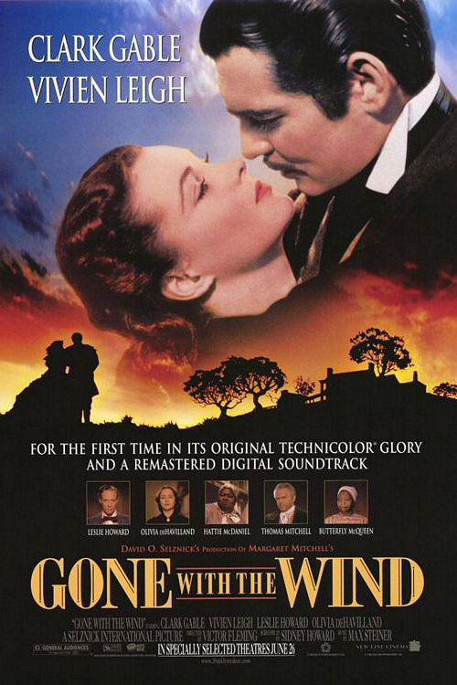 Still of Gone With the Wind (1939)