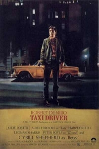Poster for Taxi Driver (1976)