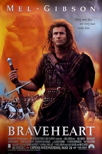 Poster of Braveheart (1995)